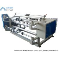 Quality Simple Plastic Film Slitting Machine Double Shafts Rewinder Rollers JY Series for sale