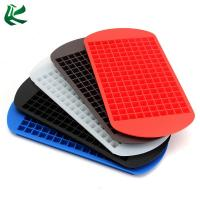 Quality Food Grade Silicone 160 Grids Small Ice Maker Tiny Ice Cube Tray for Kitchen Bar Party for sale