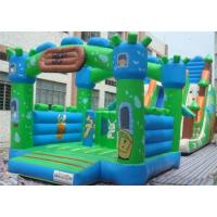 Best inflatable bouncer for children to play ,made of oxford wholesale