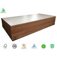 China Guangzhou supplier wholesale good quality E1 4X8 18mm titanium white melamine faced mdf board on sale