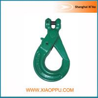 Best Rigging Hardware European G80 Self-locking Safety Hook wholesale