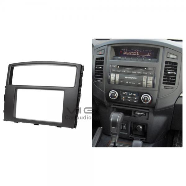 Buy Auto Car Radio Fascia For Mitsubishi Pajero Shogun Montero Installa Kit 08-005 at wholesale prices
