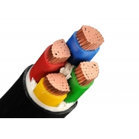 Quality 0.6/1KV 4x95 SQMM PVC Insulated Cables For Power Distribution for sale