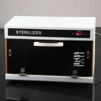 Quality 10W Power Beauty Salon Instruments , Professional Sterilizer Cabinet With Uv Lights for sale