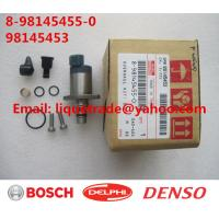 Quality Genuine Suction control valve , SCV valve assy. 294200-2760 / 8-98145455-0 / 8981454550 / 8-98145453-0 , 8981454530 for sale