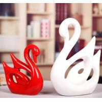 Best Ceramic swan wedding gift Couple Gift wholesale