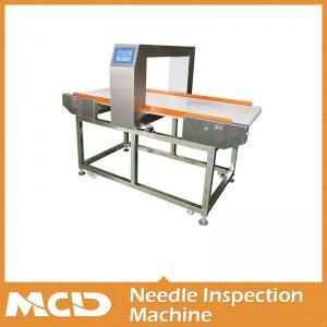 Quality Food industry Conveyor Belt Metal Detector for sale
