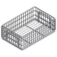 Industial Wire Baskets with Handles