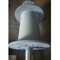 Quality Right Rotation Integrated Lebus Grooved Drum for solution spooling problems for sale
