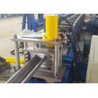 China 11kw Power Door Frame Roll Forming Machine / Bending Making Machine on sale