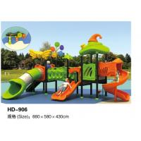 Quality Hot Sale Children Play Game Sports Outdoor Playground Equipment Kids Amusement Park Outdoor Playground with  Slide for sale