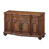 China Multi - Drawer Wooden Custom Cabinets Hotel Guestroom Edge Ark on sale