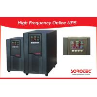 Best 6KVA / 5.4W 220VAC High Frequency Online UPS / Uninterrupted Power Supply wholesale