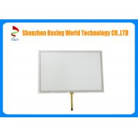 Quality PDAs Multi Touch Resistive Touch Screen 5.6 Inch Film + Glass + Tail Structure for sale