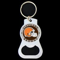 Quality Zinc Alloy Personalised Bottle Opener Keyring With Sport Team Logo for sale