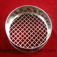 Quality factory price 75mm test sieves & Vibrating sieve with good quality for sale