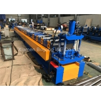 Buy cheap Steel Roller Shutter Door Rail Roll Forming Machine 1.5mm Thickness from wholesalers