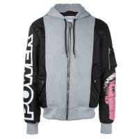 Quality Men's New Style Wholesale Custom Pullover Hoodies with Zipper for sale