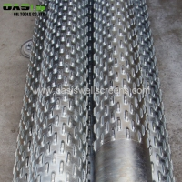 Quality OD 130-498mm Bridge Slotted Well Screens hot sell high quality for sale