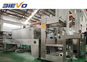 Quality 220V 5050x3300x2100mm Cartons Shrink Packing Machine for sale
