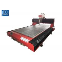 Quality Brushless 1325 CNC Router Machine 3 KW Water Cooled , CNC Wood Cutting Machine for sale