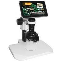 Quality DC5V 2500mA, A8 800MHz CPU, Super Long Working Distance 2D / 3D Digital LCD Microscope for sale