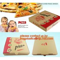 Quality Customized PIZZA box, Jewelry box Packaging for food Packaging cartons Paper bag Gift Box,Manufacturer Custom Printed Pi for sale