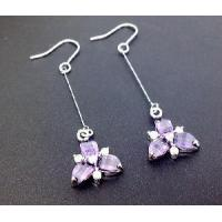 Quality Fashion Crystal Earring (EG-012) for sale