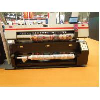 Buy cheap 1.8m Sublimation Textile Printer Directly Printing on Fabric with Epson DX7 heads/5113 heads from wholesalers