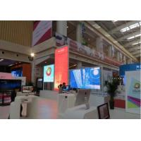 China P16 High Transparent LED Display , Outdoor Video Glass Wall working Temperature -10~40℃ on sale