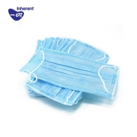 Quality Fiberglass Free Meltblown Non Woven Fabric Disposable Medical Mask for sale