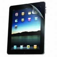 Quality Anti-scratch Screen Protector for iPad 2, Removable without Any Residues for sale