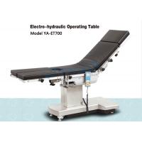 Quality Electro Hydraulic Surgical Operating Table Suitable For C -Arm And X-Ray for sale