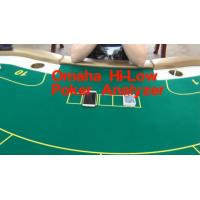 Quality Omaha Hi-Low Poker Analyzer to Know the High & Low Card Best Hand for sale