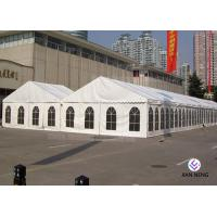 Buy cheap Luxury Waterproof PVC Outdoor Canopy Tent , Large Event Tents With Aluminium from wholesalers