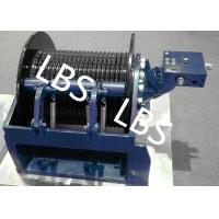Quality Small Industrial Electric Lifting Winch For Trawler SGS ISO Certificate for sale