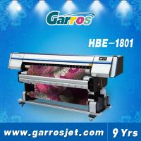 Quality Fabric directly textile printer Garros printer HBE1801 for sale