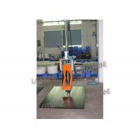 China High Accuracy Drop Test Equipment , Package Testing Services 0.5-0.7Mpa Air Pressure on sale