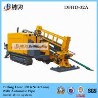 China DFHD-32A Full Hydraulic Directional Drilling Rig Machine for Pipe-laying Manufacturer on sale