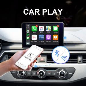 Quality Carplay Modem Wifi 5.0 Car GPS Navigation DVD Player For B9 A5 A7 A8 Q2 for sale