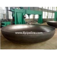 China ASME/ANSI B16.9 Butt-Welded 24 inch pipe cap on sale