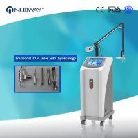 Quality 100w co2 metal laser tube co2 fractional laser machine with newest technolog for sale