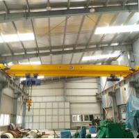 Quality Industrial 5T Single Girder Overhead Travelling Crane for sale