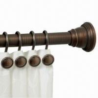 Quality Tension Shower Curtain Rod for sale