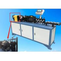 Quality 3kW Straightening And Cutting Machine Single Knife Direct Rotation Without Cuttings for sale