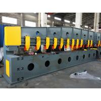 Quality Steel Plate Edge Milling Machine 0.75kw Chamfering 12m - 50mm Thickness for sale