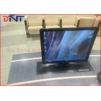 Quality Carbon Steel Meeting LCD Motorized Lift Mechanism For 19 - 22 Inch Monitor for sale