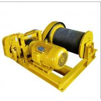 Quality High speed electric winch 10 ton for sale