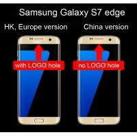 China s7 edge screen protector tempered glass Edge to Edge Full Coverage ultra-thin 0.33mm HD on sale