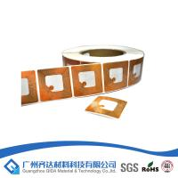 Quality EAS anti-theft supermarket plastic hard label for sale